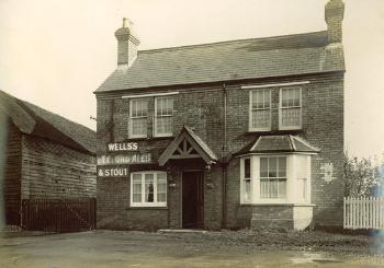 The Gardeners Arms about 1925